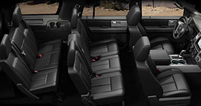 2016 Ford Expedition Interior Luxury