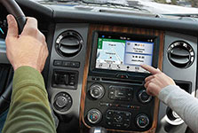 2016 Ford Expedition Sync 3