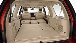 2017 Ford Expedition Best-in-Class Max Cargo Space