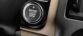 2017 Ford Expedition Keyless Entry & Push-Button Start