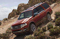 2017 Ford Expedition Off-Road Prowess