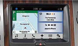 2017 Ford Expedition Sync 3