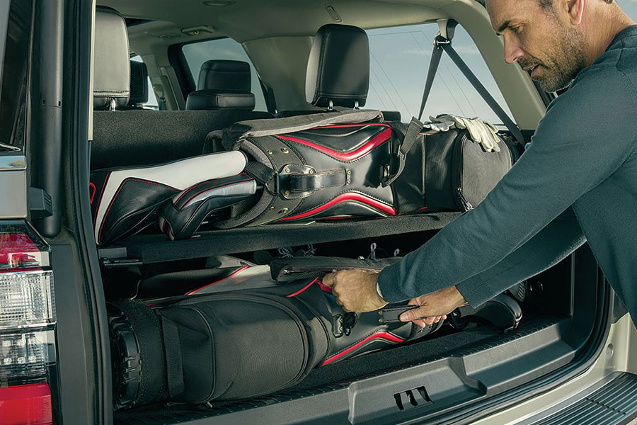 2019 Ford Expedition Cargo