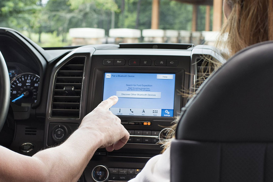 2019 Ford Expedition Infotainment