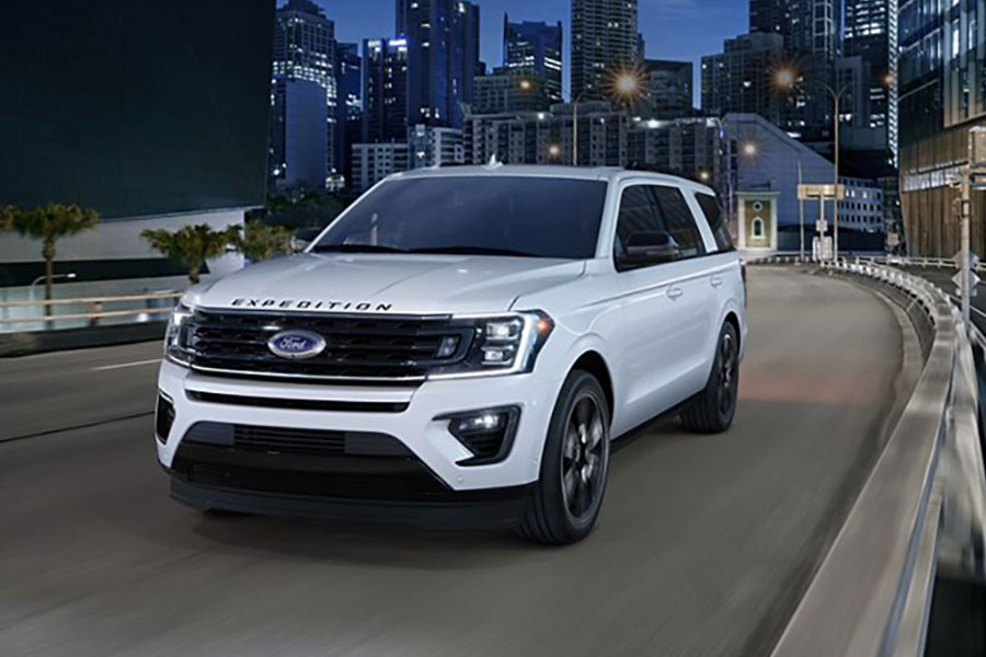 2019 Ford Expedition Stealth