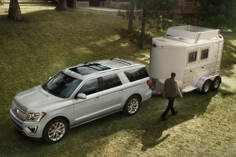 2019 Ford Expedition Towing