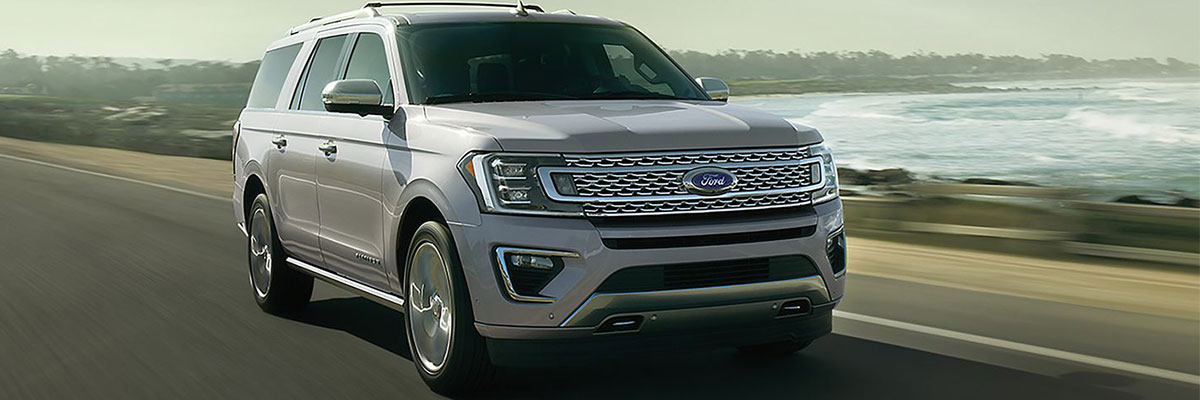 2019 Ford Expedition Exterior
