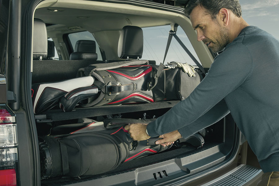 2020 Ford Expedition Storage