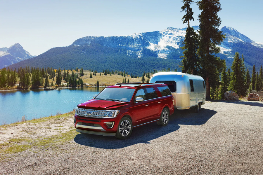 2021 Ford Expedition Towing