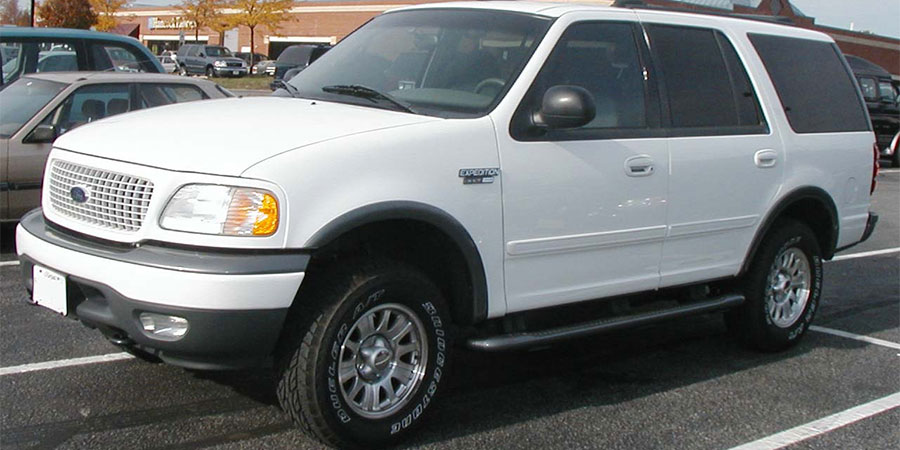 Used Ford Expedition Gen 1