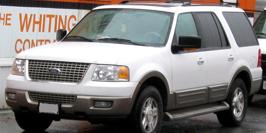 Used Ford Expedition Gen 2