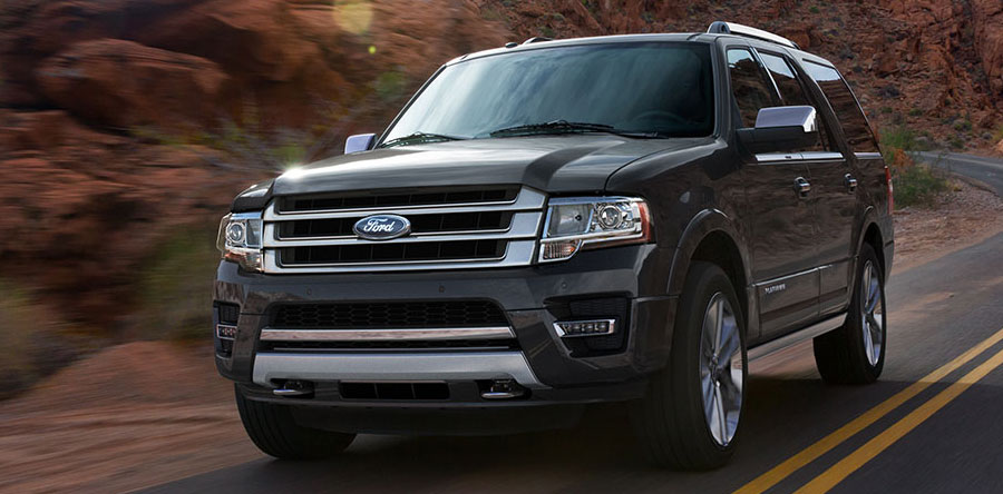 Used 2015 Ford Expedition EL