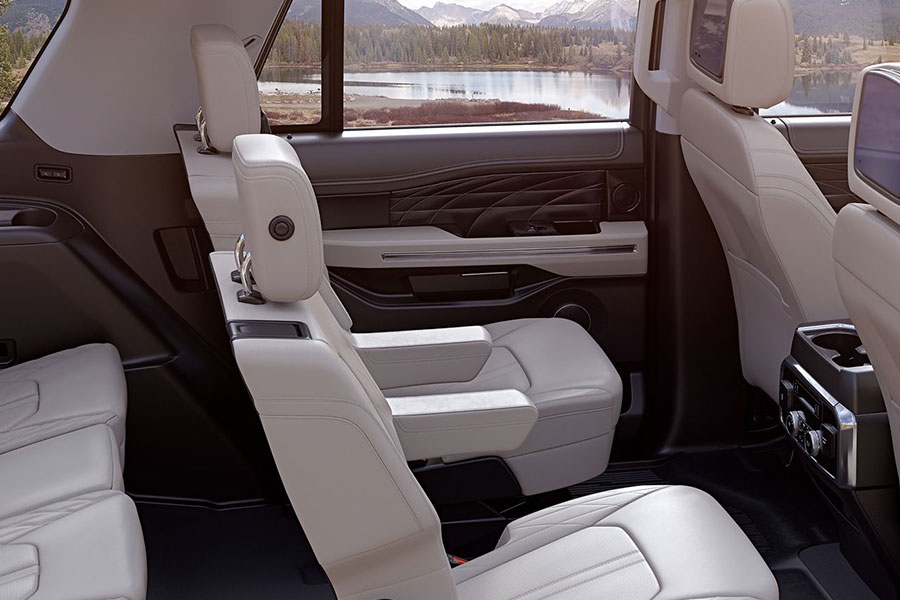 2019 Ford Expedition Max Interior