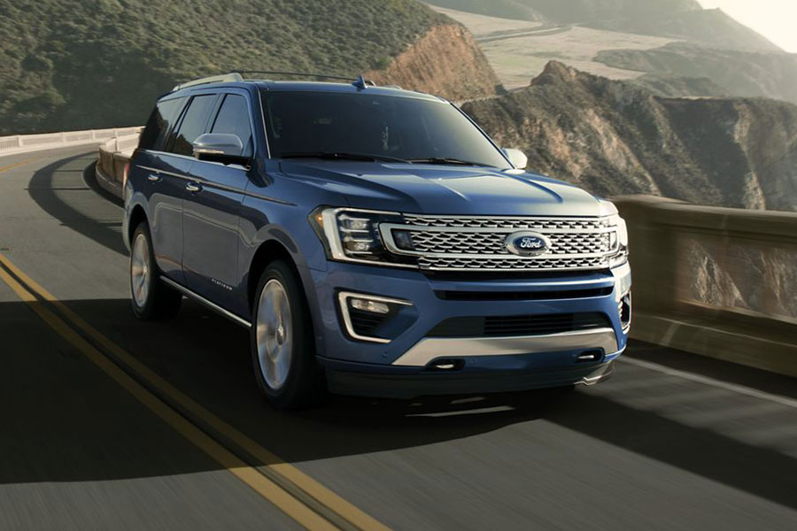 2019 Ford Expedition Max Sporty