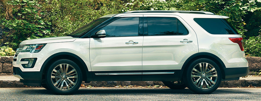 New Ford Explorer Available In Elizabethtown KY For Sale