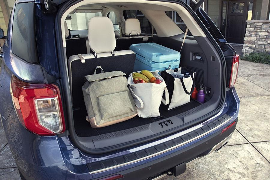 2020 Ford Explorer Cargo