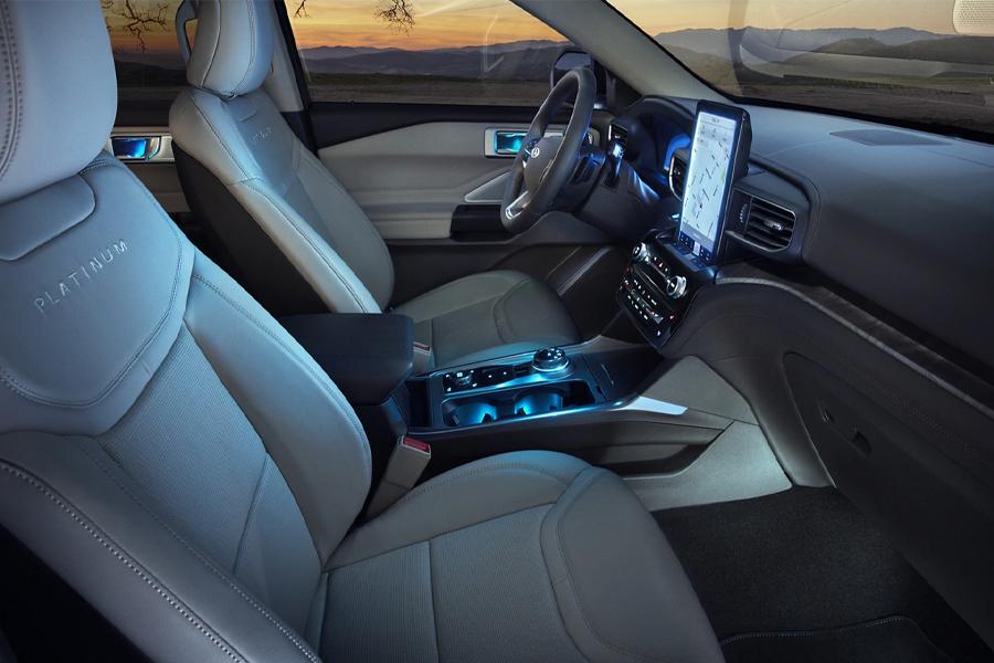 2021 Ford Explorer Technology