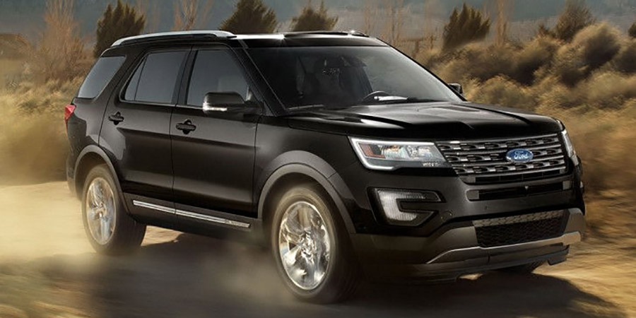 Used Ford Explorer Gen 4