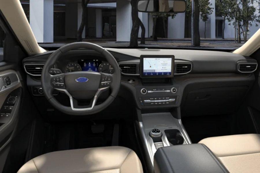 2020 Ford Escape Hybrid Technology