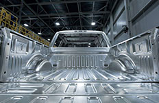 2017 Ford F-150 Aluminum-Alloy Body and Steel Frame