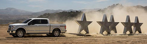 2017 Ford F-150 Five-Star Safety