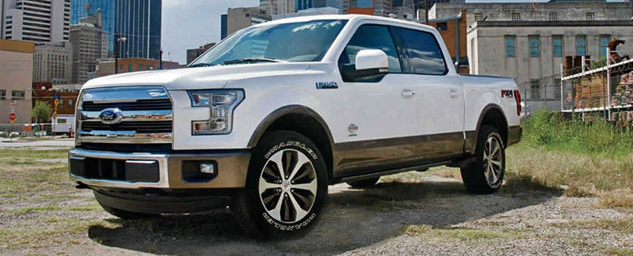 Used 2017 Ford F-150 Features and Equipment