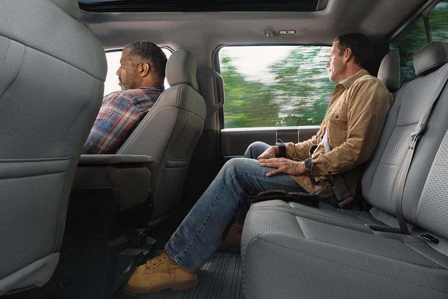Used 2018 Ford F-150 Interior