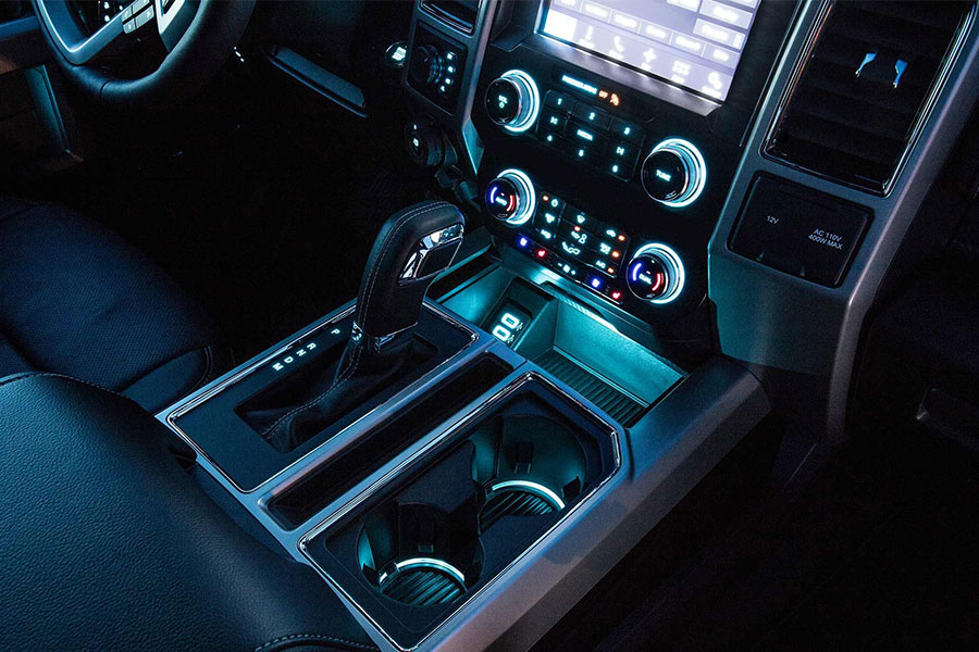 2019 Ford F-150 Infotainment