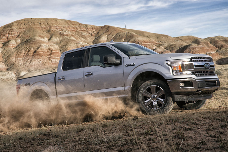 2020 Ford F-150 Off-Road