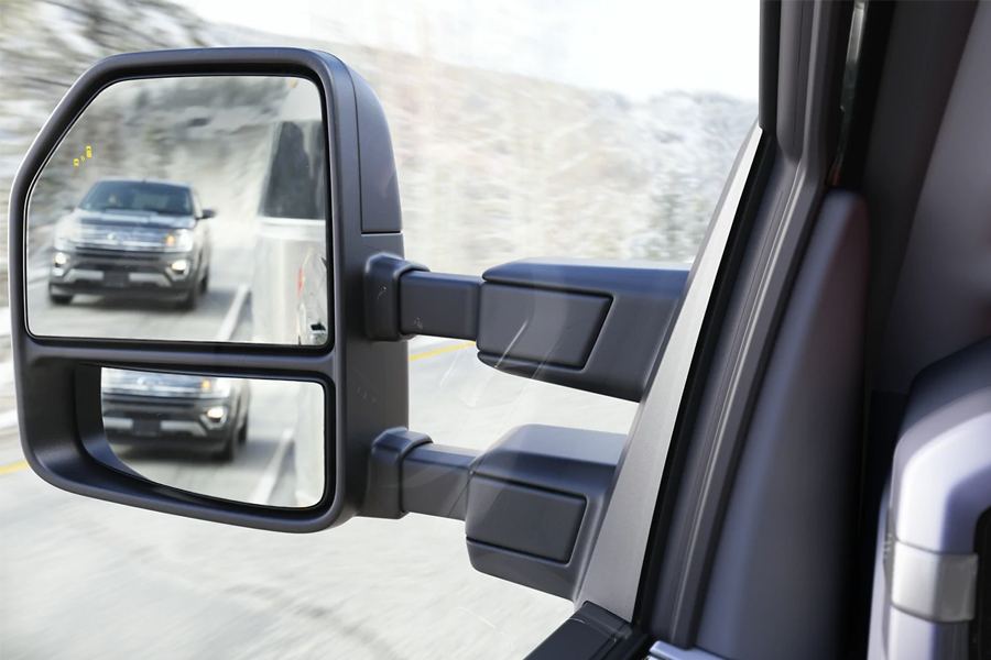 2021 Ford F-150 Safety Technology