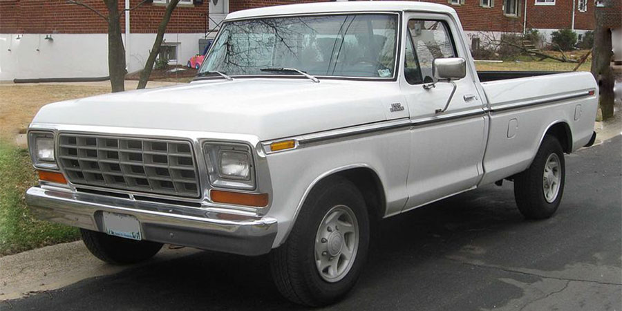Ford F-150 First Generation