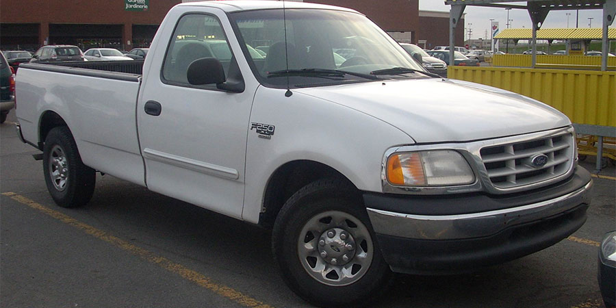 Used Ford F-150 Gen 10