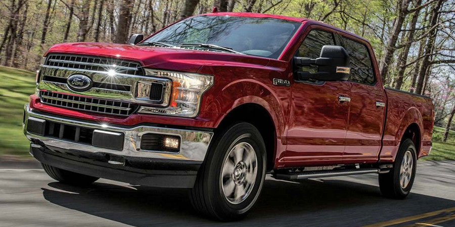 Used Ford F-150 Gen 13