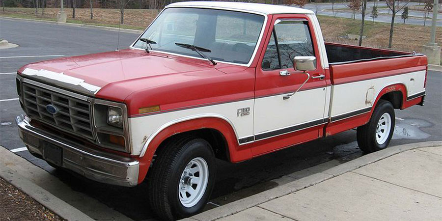 Ford F-150 Second Generation