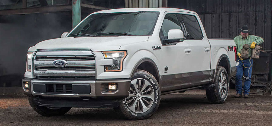 F 150 King Ranch Safety