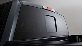 2017 Ford F-150 Lariat Rear Privacy Glass