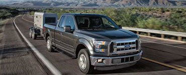 Used 2015 Ford F-150 SuperCrew Top-Rated Payload