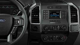 2017 Ford F-150 XLT Sync Infotainment