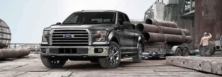 Used 2017 Ford F-150 XLT Power