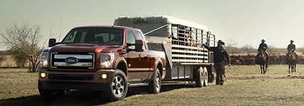 2016 Ford F-250 Super Duty Tow and Haul Massive Loads