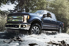 2017 Ford F-250 Super Duty Off-Road Prowess