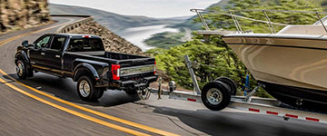 2017 Ford Super Duty AdvanceTrac with Trailer Sway