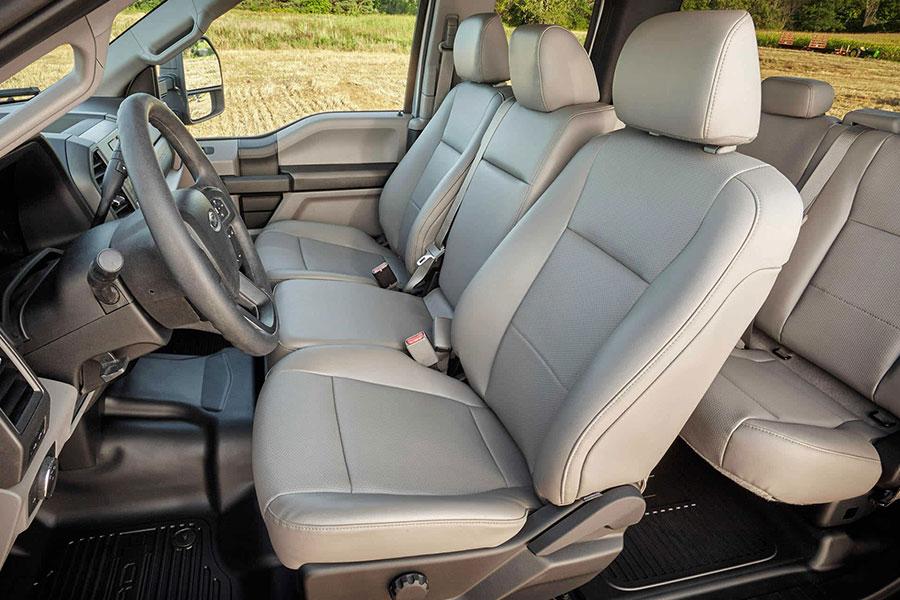 2018 Ford F-250 Interior