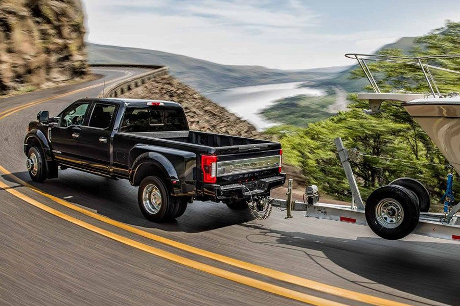 2018 Ford F-250 On the Road