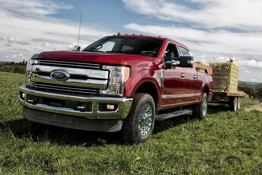 2019 Ford F-250 Hauling/Towing