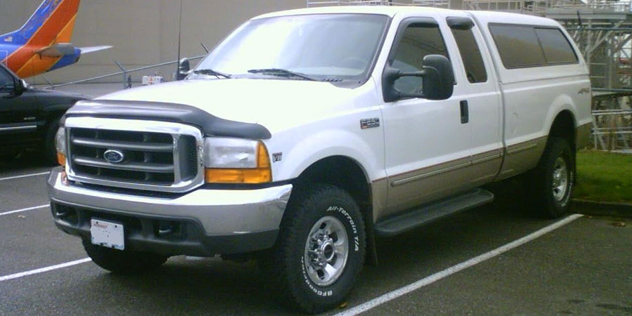 Used Ford F-250 Gen 1