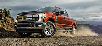 2017 Ford F-350 Super Duty Extreme Performance