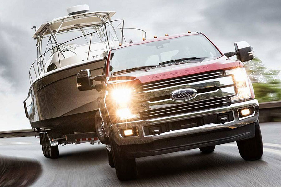 2019 Ford F-350 Payload
