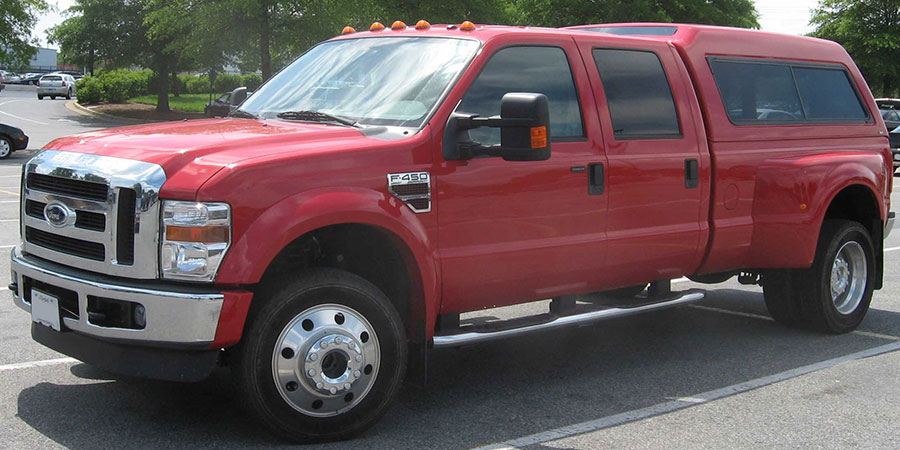 Used Ford F-250 Gen 2