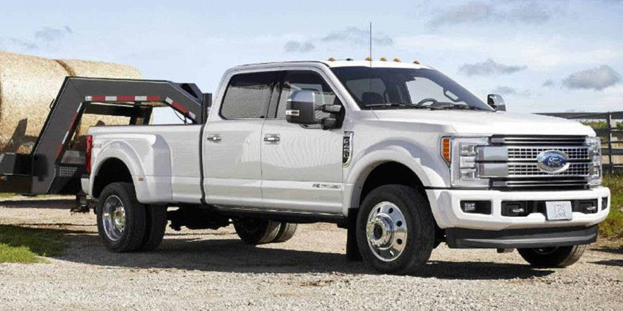Used Ford F-450 Gen 3